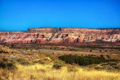 Arizona mountains by PhilippeC., via Flickr
