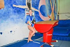18-year-old Bri Owen, who has been doing gymnastics for 13 years finished her competitive career with a provincial championship win last weekend in North Vancouver.