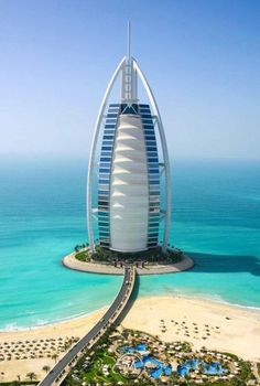 UAE, Dubai, Burj Al Arab
