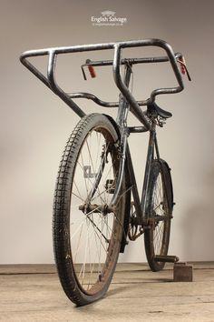 Salvaged Gentlemans Bicycle / Butchers Bike