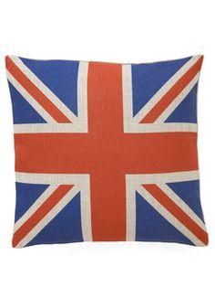 Everything's Gonna Be UK Pillow, #ModCloth @Audrey Datzman