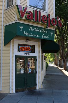Vallejo's will be catering the event.