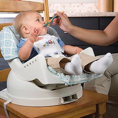 miSwivel Adjustable Feeding Chair for Babies. Three feeding seats in one with a  twist .letu0027s make that a  swivel!  Converts from reclining infant seat.to ... & Boppy Baby Chair: The Boppy® baby chair is versatile and designed ... islam-shia.org