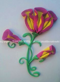 Фотография Plasticine, Sculpture Painting, Journal Covers, Polymer Clay, Crafts For Kids, Paper, School, Creative, Children