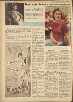 Issue: 27 Apr 1940 - The Australian Women's Wee...