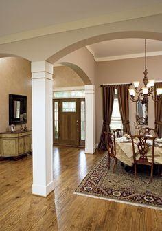 Living Room Columns moulding on columns | building a house | pinterest | ceiling trim