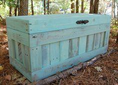 Pallet chest (diy idea)