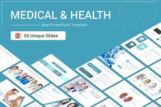 Medical and Health PowerPoint Template For Presentation reduces your work by supplying templates designed with busy entrepreneurs in mind. With 65 fully editable slides, the Pitch Deck Bundle provides you with the template you need to deliver...