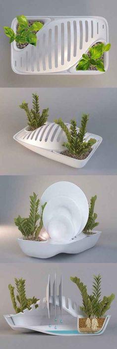 Environmental Plate Dryer
