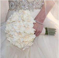 chelsea clinton wedding dress   Chelsea Clinton's wedding bouquet