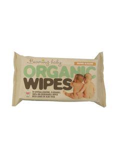 Beaming Baby Organic Skincare Baby Wipes
