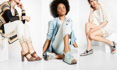 Scarpe Desigual primavera estate 2017: Foto Catalogo e Prezzi - https://www.beautydea.it/scarpe-desigual/ - Siete pronte a scoprire la nuova collezione di calzature firmate Desigual? Lasciatevi sedurre dall'allegria delle fantasie!