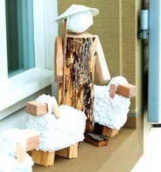 Winterliche Holzfiguren | TOPP Bastelbücher online kaufen