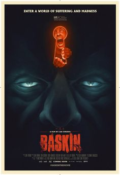 Bloody 'Baskin' Trailer Shows Turkish Horror Film Isn't for the Squeamish Horror Movie Posters, Horror Films List, Best Horror Movies, Horror Show, Movie Poster Art, Scary Movies, Great Movies, Cinema Posters, Music Posters