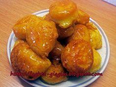Σούπερ- ντούπερ αφράτες τηγανίτες!!! Pretzel Bites, Bread, Blog, Brot, Blogging, Baking, Breads, Buns
