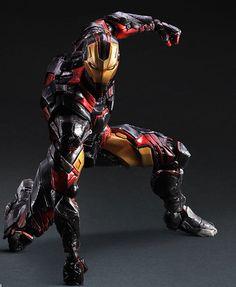 Iron Man Black Suit