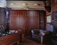 Gabinet osobisty mebel. Biurko Wirchomski cabinet  furniture house home architecture design