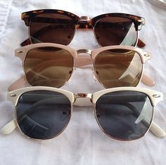 Ray Bans, Vintage Style