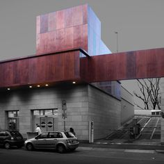 Rame, ottone e bronzo brunito per facciate e coperture TECU® Brownished by KME Architectural Solutions