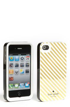 kate spade new york hard shell iPhone 4 & 4S case