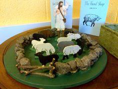 Good Shepherd and sheep | St. George's Episcopal Church, Arlington, VA