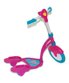 Mini Scooter for 18'' Dolls by Entertec [doll not included] $18.99 Photo: http://mcdn.zulilyinc.com/images/cache/product//64479/zu4553818_alt_2_tm1383939680.jpg