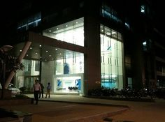 The Xchanging Banglore office