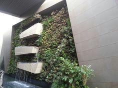 Kuwait ...Green Wall Design - Vertical Garden Designs - Living Wall Design - Green oasis co. Tel: 0096566153557