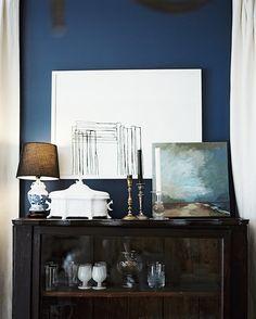 Ashely Putman Blue Walls