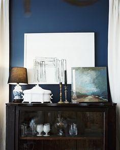 Ashely Putman Blue Walls