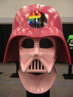 'The Vader Project' Dresses Up 'Star Wars' Helmets (UPDATE) #starwars