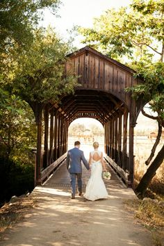 Colorful Ranch Wedding , Wedding Real Weddings Photos by A. Blake Photography