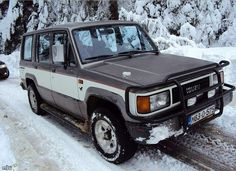 Isuzu Trooper (1987) on automotobook.com