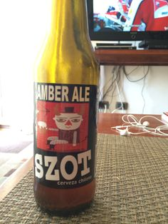 Szot Amber Ale, #Chile