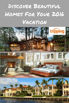 It's never too early (or late) to plan the year's relaxing getaway. Tripping.com is here to help with gorgeous villas, secluded cabins, or the perfect house right by the beach. With over 5 million properties for rent, you're sure to find the perfect vacation property for your needs and budget. Want more inspiration? Just click over and start browsing. It doesn't hurt to look!