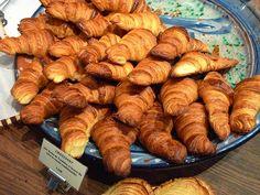Croissants at Du Pain et Des Idées, Paris