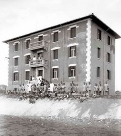 Lignano Sabbiadoro, Colonia Marina 1933 Snow, Outdoor, Outdoors, Outdoor Games, The Great Outdoors, Eyes, Let It Snow