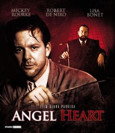 Angel Heart - Suspense I love a movie with twists.  This one has it.