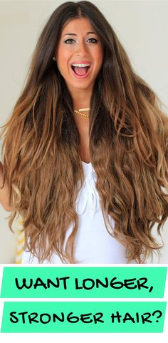 how to grow longer stronger hair pealo recipes Curly Hair Styles, Natural Hair Styles, Strong Hair, Grow Hair, Grow Longer Hair, Hair Health, Hair Today, Gorgeous Hair, Hair Hacks