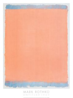 Untitled, 1969 Mark Rothko