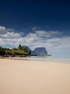 Lord Howe Island - Paradise on earth.