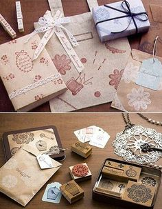 Fun with Stamps | Have & Hold Design