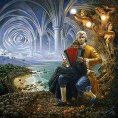Michael Cheval - Secret Passion of Count of Orange