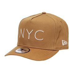 Boné NYC New Era Aba Curva Snapback Brand (NEV17NON400). Produtos novos e  originais 97c7d4990f9