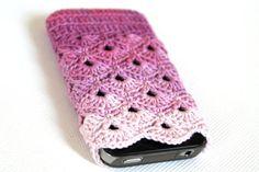 http://www.aliexpress.com/store/1687168 iPhone 5 / 4 / 4S / caso. Teléfono accessoirs. Rosa por gloveshop