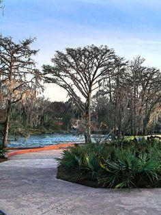 Riverfront Park in Albany Georgia