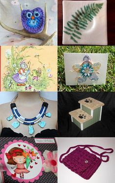 So Colorful and Fun! by Gloria on Etsy--Pinned with TreasuryPin.com