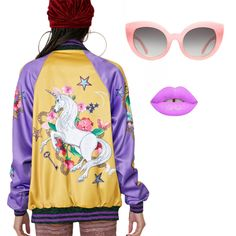 Unicorns Are Real #kultlike #limecrime #style #outfit