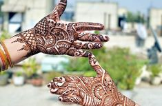 Mehandi or Henna is considered as sacred on every occasion especially functions such as bridal mehndi design. Given List of 50 + Mehndi designs that you can't ignore to look at them. Dulhan Mehndi Designs, Mehandi Designs, Mehndi Designs For Girls, Arabic Mehndi Designs, Latest Mehndi Designs, Simple Mehndi Designs, Bridal Mehndi Designs, Henna Tattoo Designs, Mehndi Art