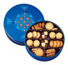 [奈良ホテル] オリジナルクッキー缶|グルメ・ギフトをお取り寄せ【婦人画報のおかいもの】
